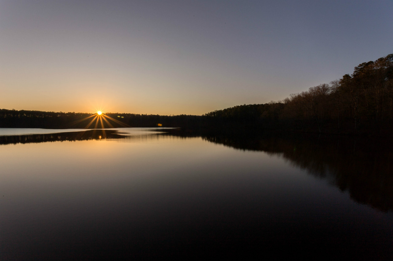 Sunrise and New Mercies