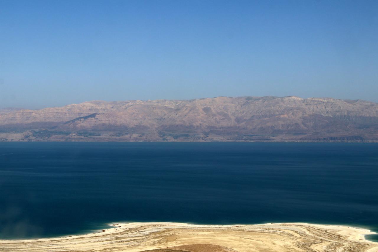 Dead Sea, Living Water