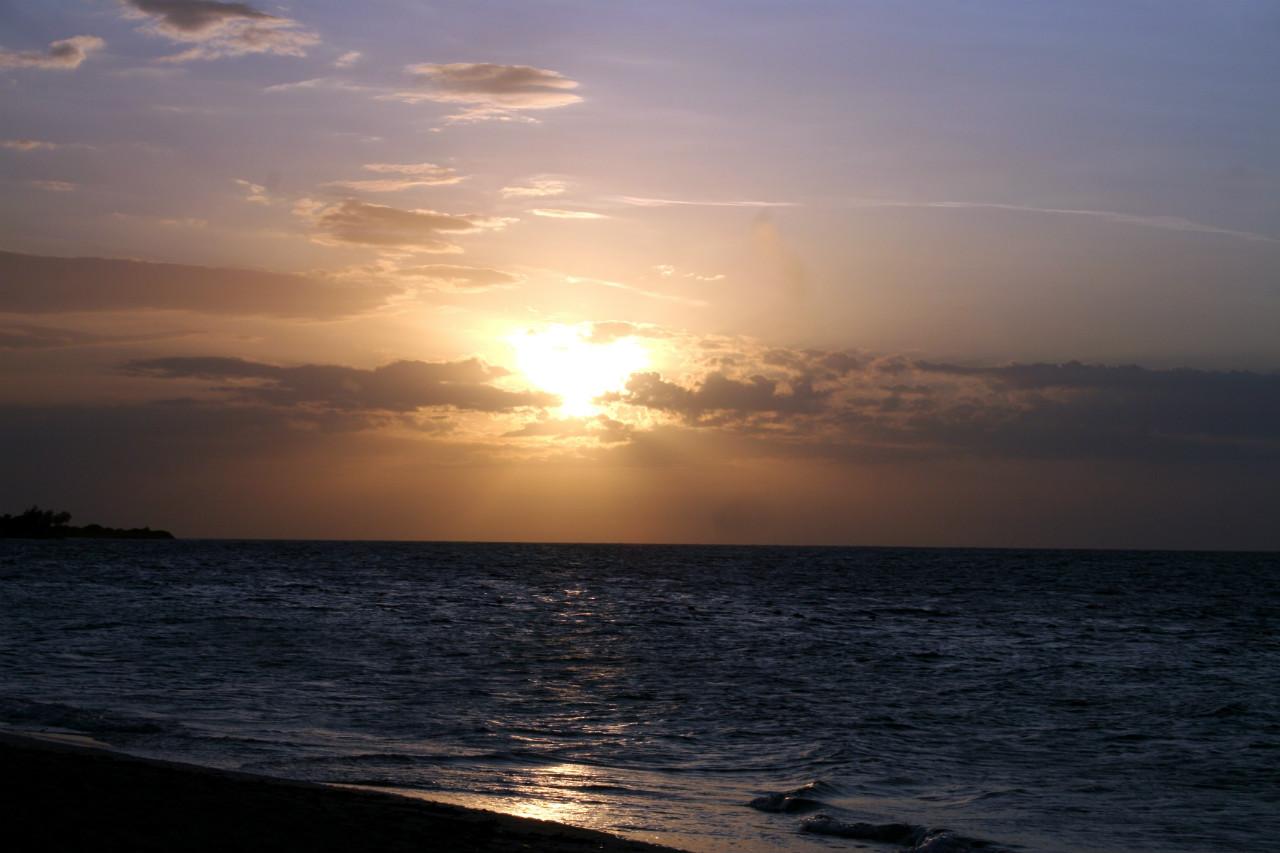 fear of God Jamaica Sunset